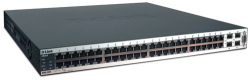 DWS-3250  -  48-Port Stackable Gigabit Wireless Switch + 10 Gigabit Uplinks
