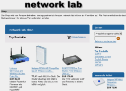 network lab Shop