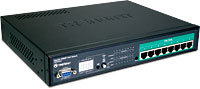 TPE-80WS - Gigabit PoE-Switch