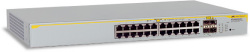 Allied Telesis bringt neue Serie stapelbarer, managed Layer 2 Gigabit Switche