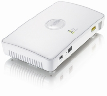 Business Access Point mit 802.11n Draft 2.0 und Multi SSID