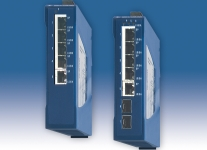 Unmanaged Gigabit-Ethernet-Switches von Hirschmann