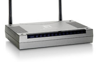 Wireless ADSL Router WBR-6600B