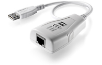 USB-LAN-Adapter USB-0202 von Level One