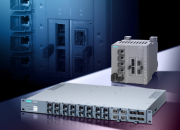 Industrial Ethernet Switches mit PoE