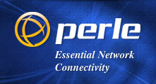 Perle Systems Logo
