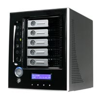Allnet ALL6600 5 Bay SATA RAID Gigabit NAS